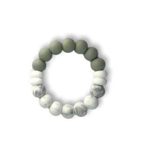 Chewies & More Anneau de Dentition Duo Cool SAGE / MARBLE