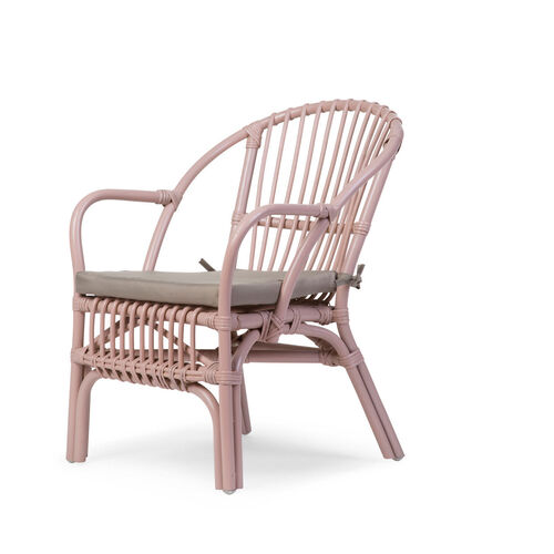 Childhome Chaise Montana Rotin Rose