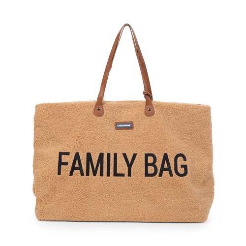 Childhome Sac A Langer Family BagTeddy Beige