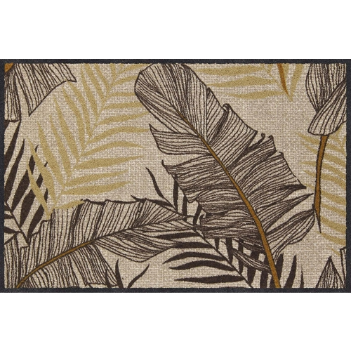Efia Salonloewe Paillasson Exotic Leaves 75 X 50 cm