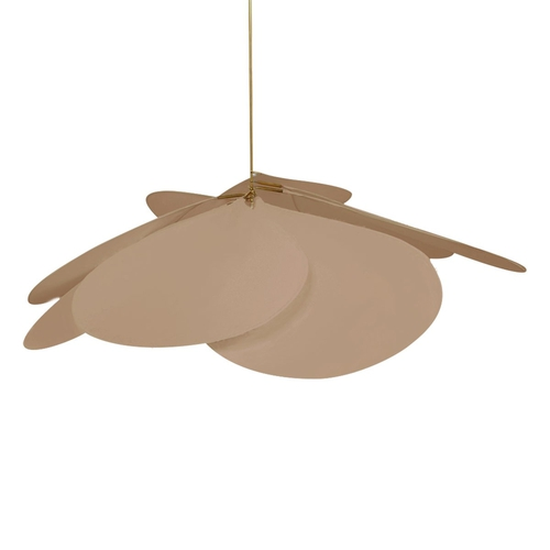 Georges Suspension Pale Grand Modèle Nude Ombré