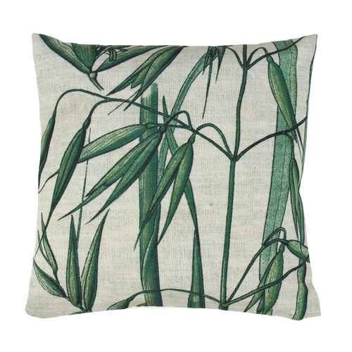HK LIVING Coussin Bamboo