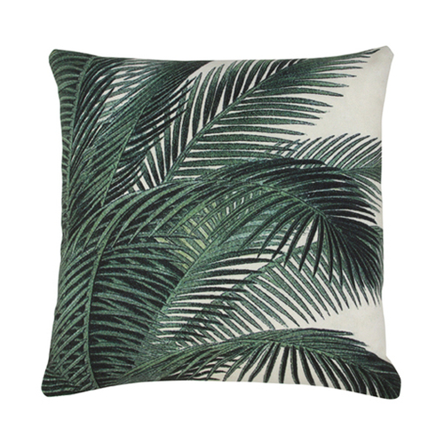 HK Living Coussin Palm Leaves