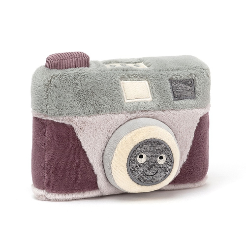 Jellycat Appareil Photo Musical Wiggedy