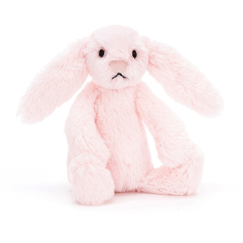 Jellycat Bashful Bunny Baby Rose Clair