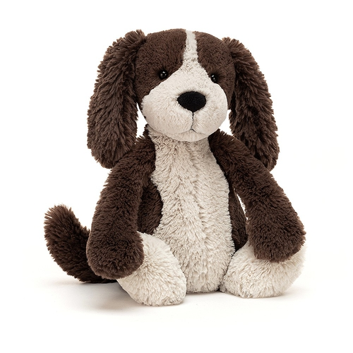 Jellycat Doudou Chien Bashful Fudge Puppy Medium