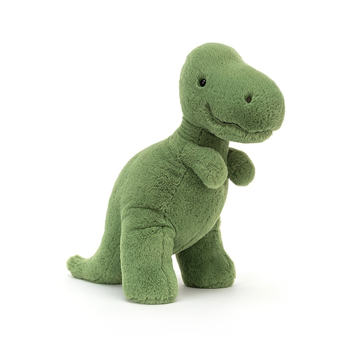 Jellycat Doudou Dino Fossilly T-Rex