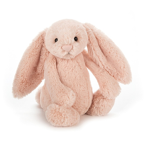 Jellycat Doudou Lapin Bashful Small Blush