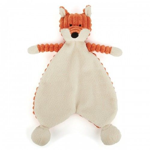 Jellycat Doudou renard Cordy Roy Baby Fox Soother