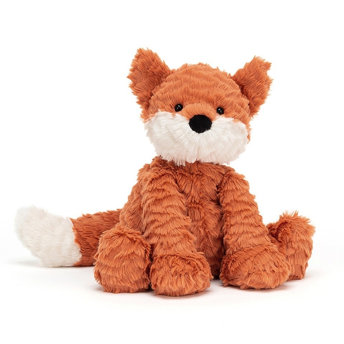 Jellycat Doudou Renard Fuddlewuddle Fox Medium