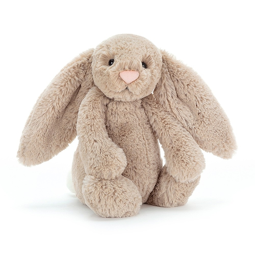 Jellycat Lapin Bashful Medium Beige