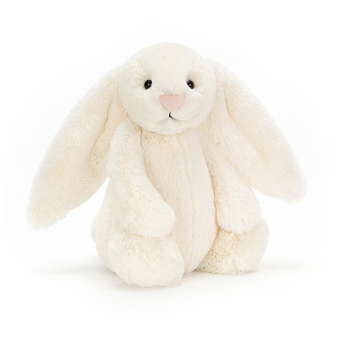 Jellycat Lapin Bashful Medium Crème