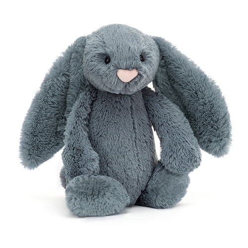 Jellycat Lapin Bashful Medium Dusky Blue