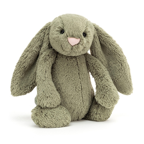 Jellycat Lapin Bashful Medium Fern