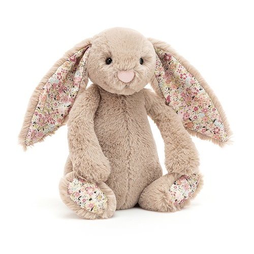Jellycat Lapin Bashful Medium Liberty Beige