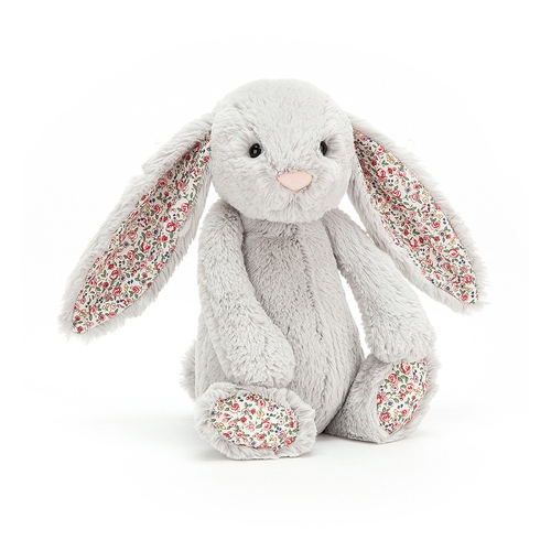 Jellycat Lapin Bashful Medium Liberty Silver