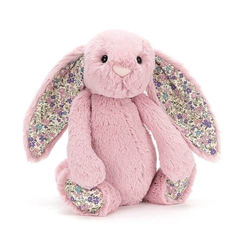 Jellycat Lapin Bashful Medium Liberty Tulip
