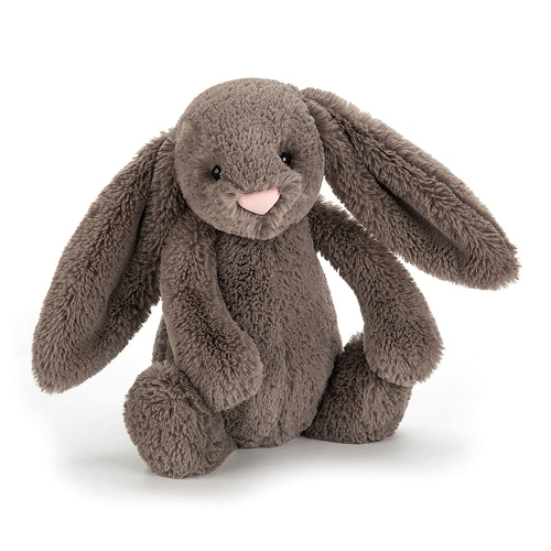Jellycat Lapin Bashful Medium Truffle