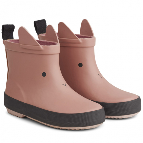 Liewood Bottes Tekla Rabbit Dark Rose