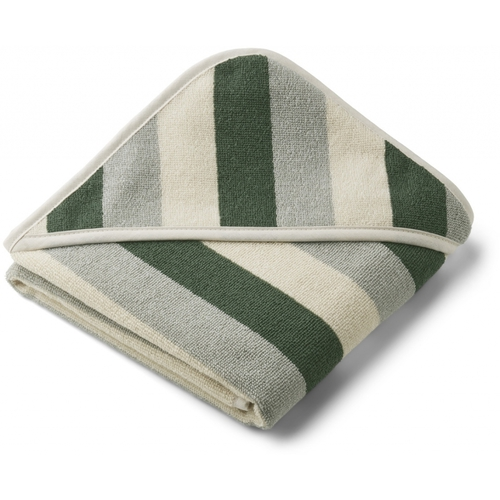 Liewood Cape de Bain Alba Garden Green / Sandy / Dove Blue