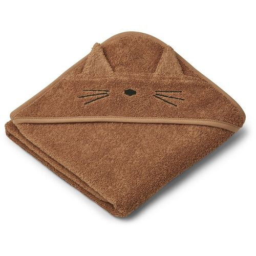 Liewood Cape de Bain Albert Chat Terracotta