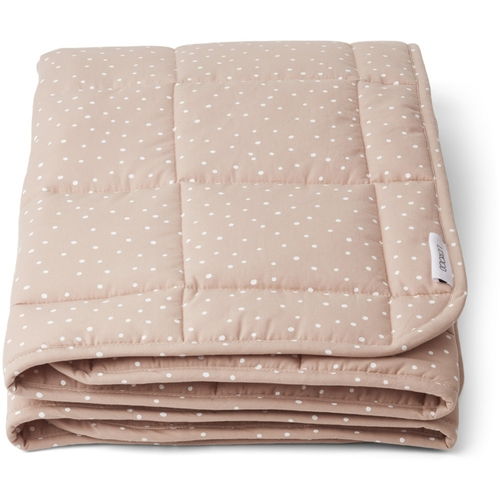 Liewood Couverture Ebbe Confetti Rose