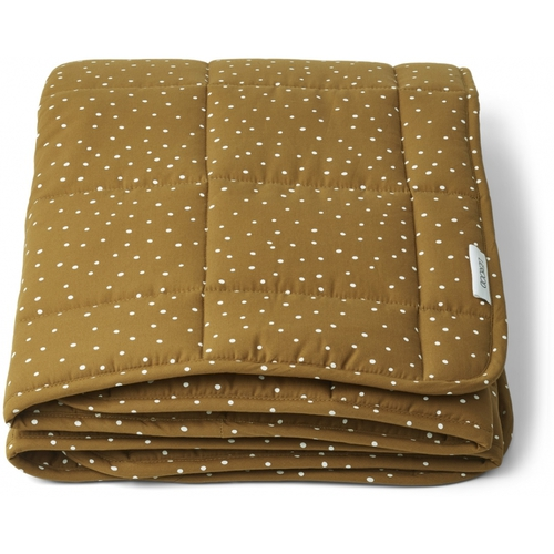 Liewood Couverture Ebbe Confetti Vert Olive