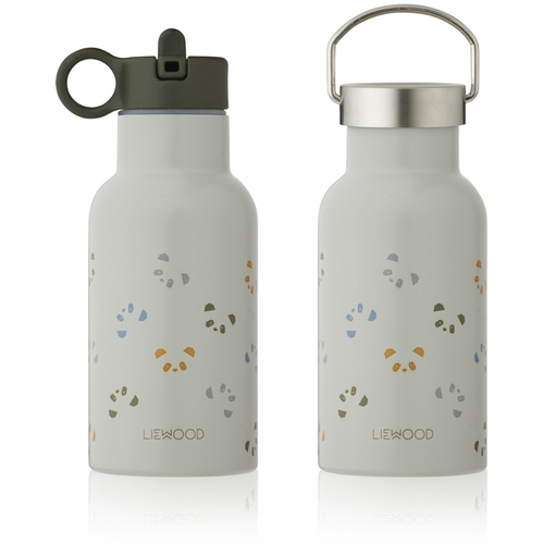 Liewood Gourde Thermos Anker Panda Dove Blue Mix (350 ml)