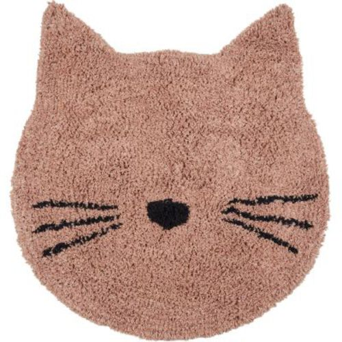 Liewood Tapis Bobby Chat Rose