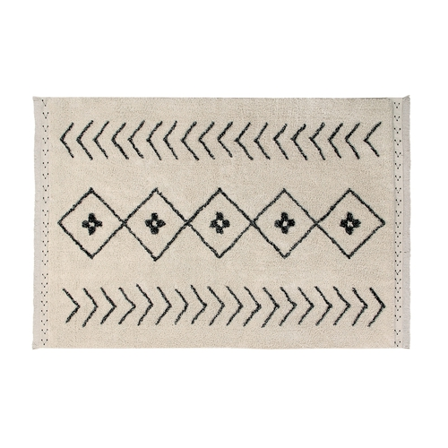 Lorena Canals Tapis Lavable Rhombs 120 X 170 cm
