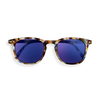 Lunette Junior #E Blue Tortoise Mirror IZIPIZI