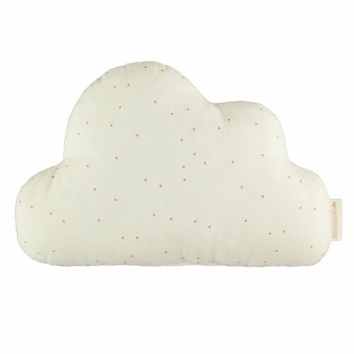 Nobodinoz Coussin Cloud Honey Sweet Dots