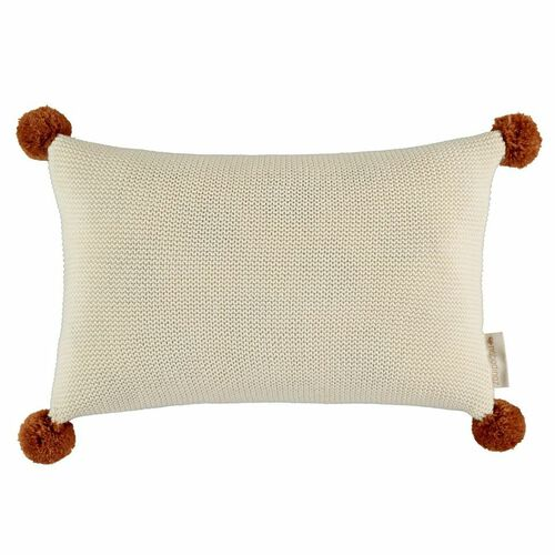 Nobodinoz Coussin Tricot Natural