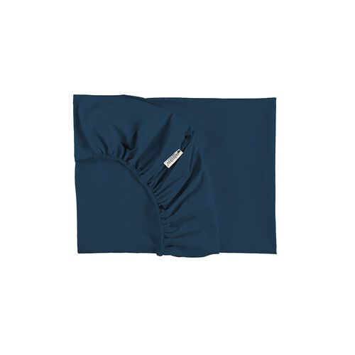 Nobodinoz Drap Housse Tibet 70x140 cm Night Blue