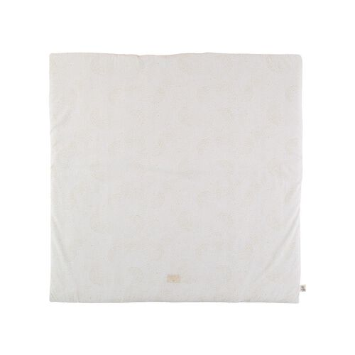 Nobodinoz Tapis de Jeu Colorado Gold Bubble/ White