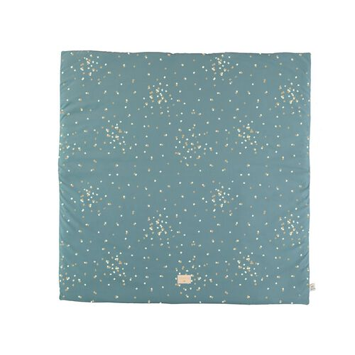 Nobodinoz Tapis de Jeu Colorado Gold Confetti/ Magic Green