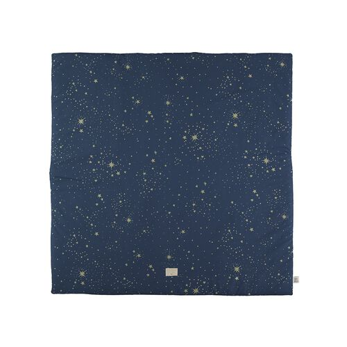 Nobodinoz Tapis de Jeu Colorado Gold Stella/ Night Blue
