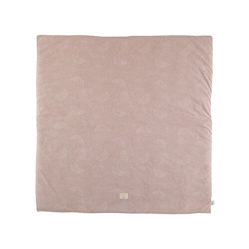 Nobodinoz Tapis de Jeu Colorado White Bubble/ Misty Pink