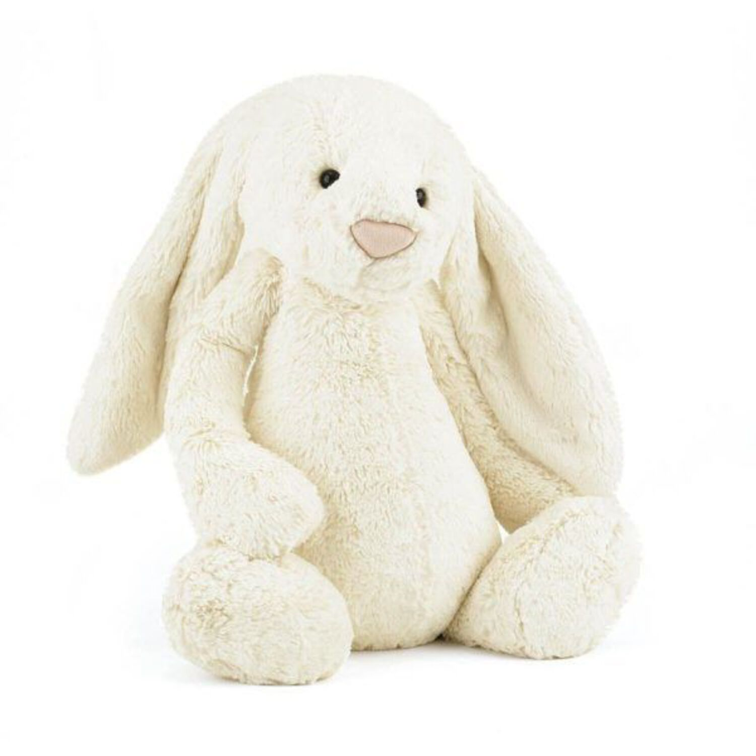 Peluche Bashful Bunny Crème Really Big Jellycat