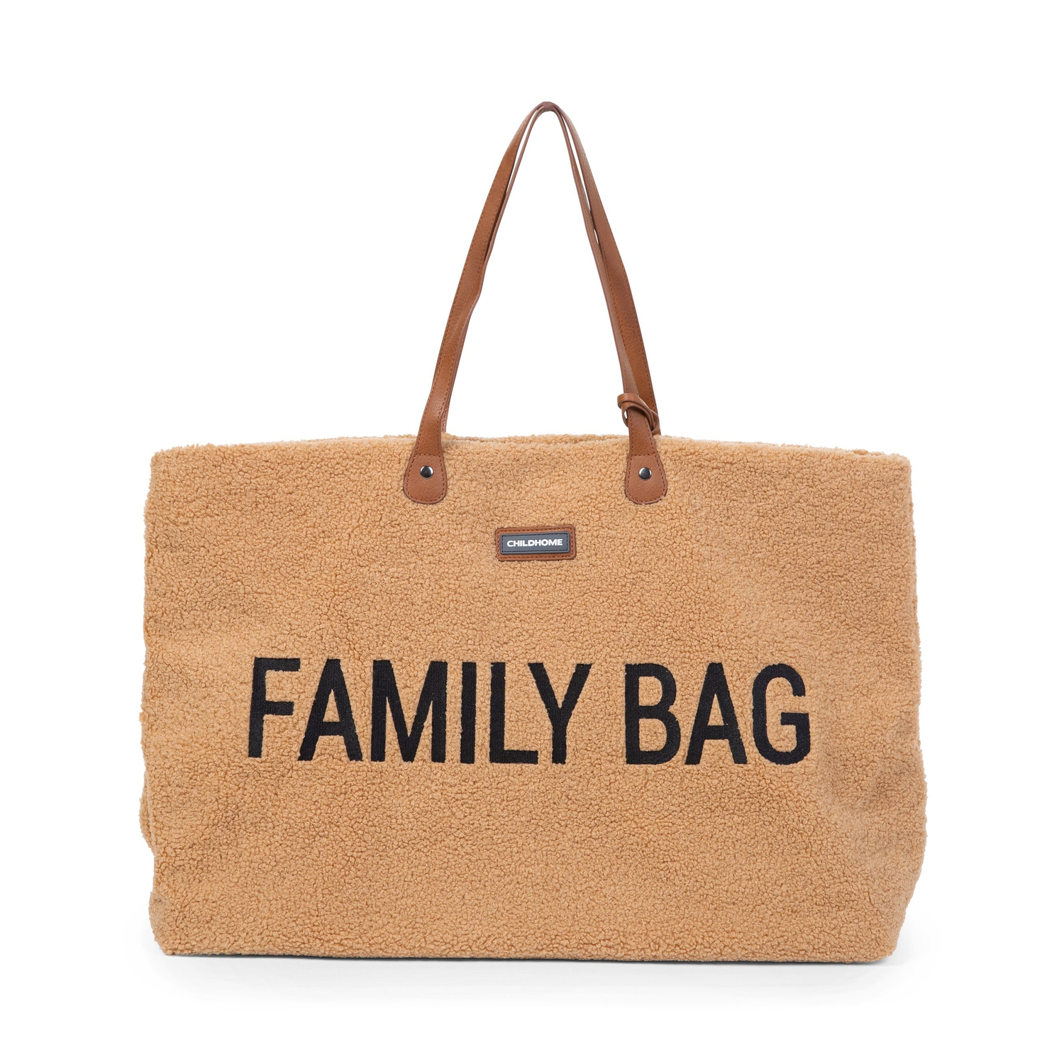Sac A Langer Family BagTeddy Beige Childhome