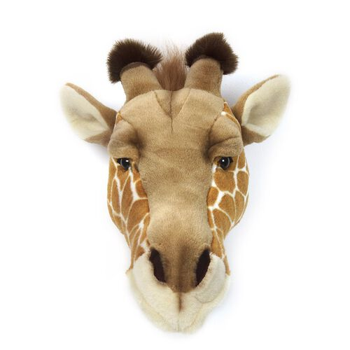 Wild and Soft Trophée Peluche Giraphe